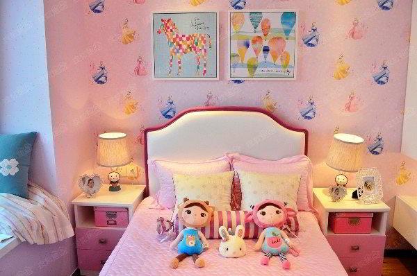 детская комната для девочек фото 6