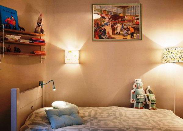 детская комната для мальчика фото 4