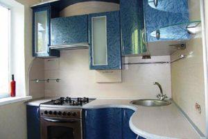 кухня 5 кв.м фото 12