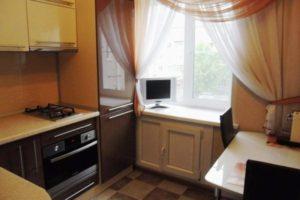 кухня 5 кв.м фото 17