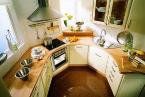 кухня 5 кв.м фото 18