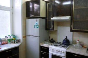 кухня 5 кв.м фото 2