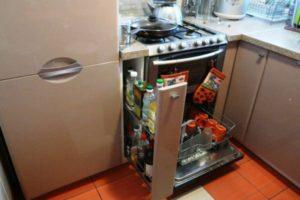 кухня 5 кв.м фото 21
