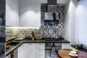 кухня 5 кв.м фото 27