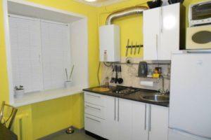 кухня 5 кв.м фото 31