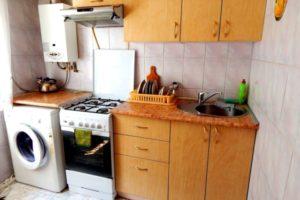 кухня 5 кв.м фото 40