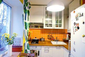 кухня 5 кв.м фото 6