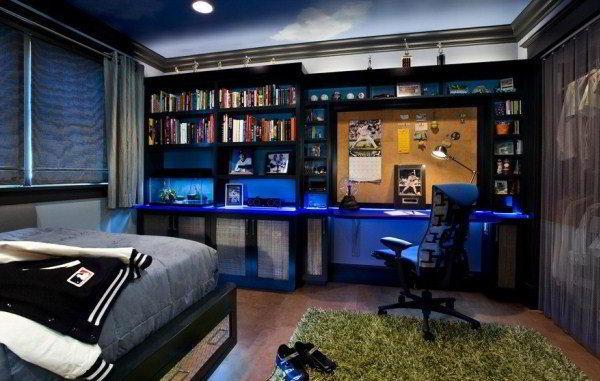 дизайн комнаты для подростка фото 20