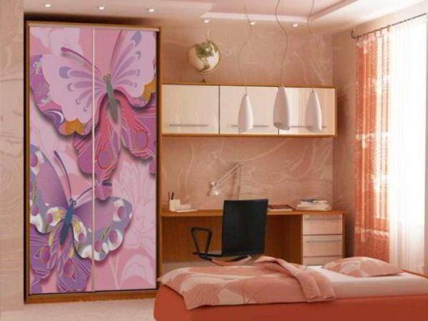 дизайн комнаты для подростка фото 7