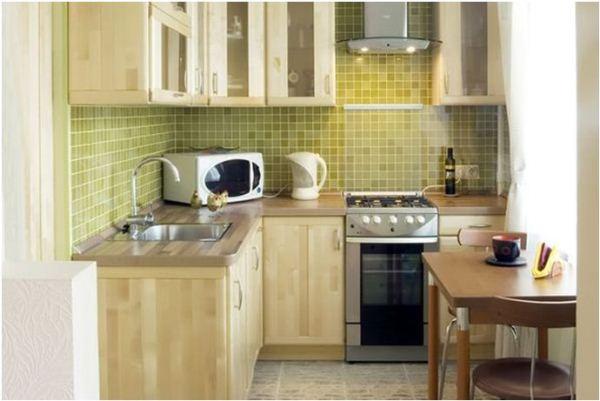 маленькая кухня в хрущевке фото 9