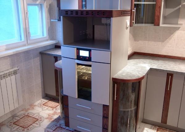 дизайн маленькой кухни 5 кв. м фото 5