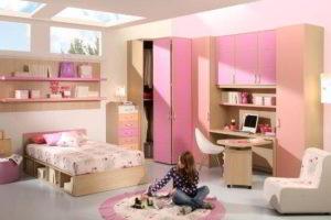 дизайн подростковой комнаты фото 19