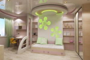 дизайн подростковой комнаты фото 20
