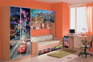 дизайн подростковой комнаты фото 22
