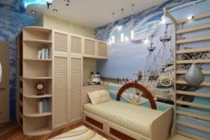 дизайн подростковой комнаты фото 23