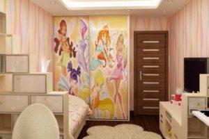 дизайн подростковой комнаты фото 26