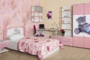 дизайн подростковой комнаты фото 30