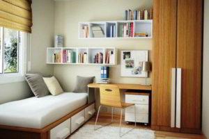 дизайн подростковой комнаты фото 34