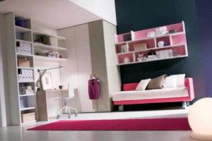 дизайн подростковой комнаты фото 39