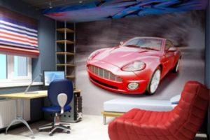 дизайн подростковой комнаты фото 40