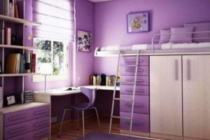 дизайн подростковой комнаты фото 43