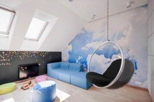 дизайн подростковой комнаты фото 49