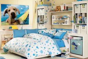 дизайн подростковой комнаты фото 50