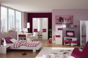 дизайн подростковой комнаты фото 54