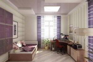 дизайн подростковой комнаты фото 55