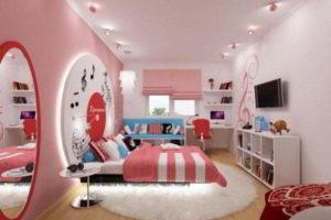 дизайн подростковой комнаты фото 56