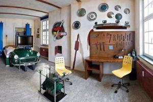 дизайн подростковой комнаты фото 58