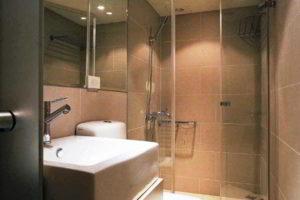 ванная с туалетом 3 кв. м фото 17