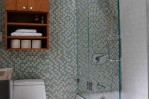 ванная с туалетом 3 кв. м фото 19