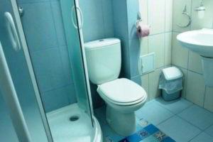 ванная с туалетом 3 кв. м фото