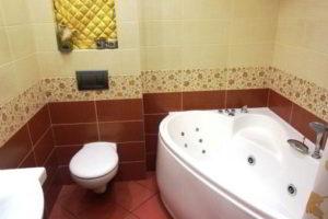 ванная с туалетом 3 кв. м фото 31
