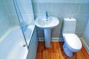 ванная с туалетом 3 кв. м фото 39