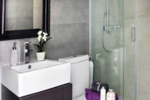 ванная с туалетом 3 кв. м фото 5