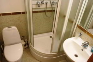 ванная с туалетом 3 кв. м фото 6