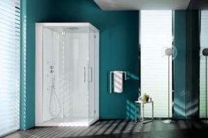 душевая кабина в ванной фото 10