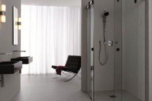 душевая кабина в ванной фото 20
