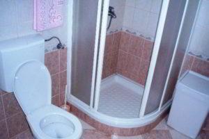 душевая кабина в ванной фото 38