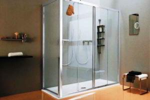 душевая кабина в ванной фото 51