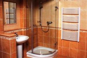 душевая кабина в ванной фото 57