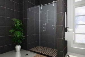 душевая кабина в ванной фото 58