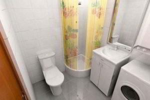 дизайн ванной в хрущевке фото 12