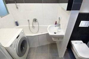 дизайн ванной в хрущевке фото 33