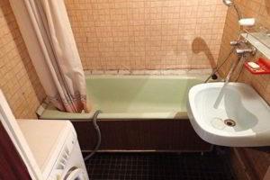 дизайн ванной в хрущевке фото 35