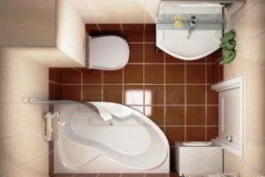 дизайн ванной в хрущевке фото 5