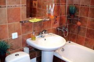 дизайн ванной в хрущевке фото 7