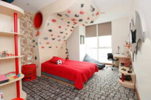 интерьер комнаты для мальчика фото 49